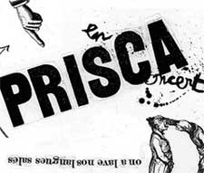 Prisca : On a lav� nos langues sales